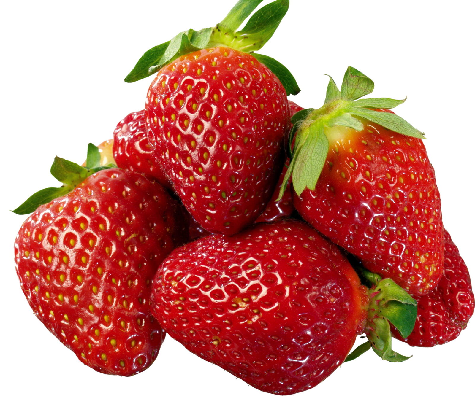 ягода клубника картинка без белого фона