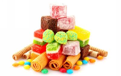 Сладости, кондитерские изделия, конфеты